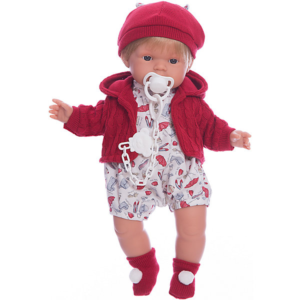 Llorens Кукла Llorens Саша, 38 см куклы и одежда для кукол llorens кукла валерия азиатка 28 см l 28022