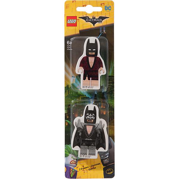 LEGO Набор ластиков, 2 шт., LEGO lego ninjago набор ластиков kai nya 2 шт 51876