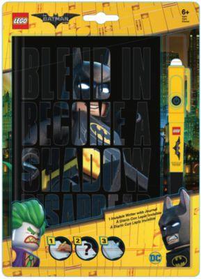 Записная книжка, 96 листов, линейка, LEGO, артикул:5087611 - Бумажная продукция