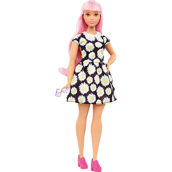 Mattel Кукла из серии Игра с модой Daisy Pop, Barbie mattel кукла barbie игра с модой в топе и в сарафане с сердечками 29 см