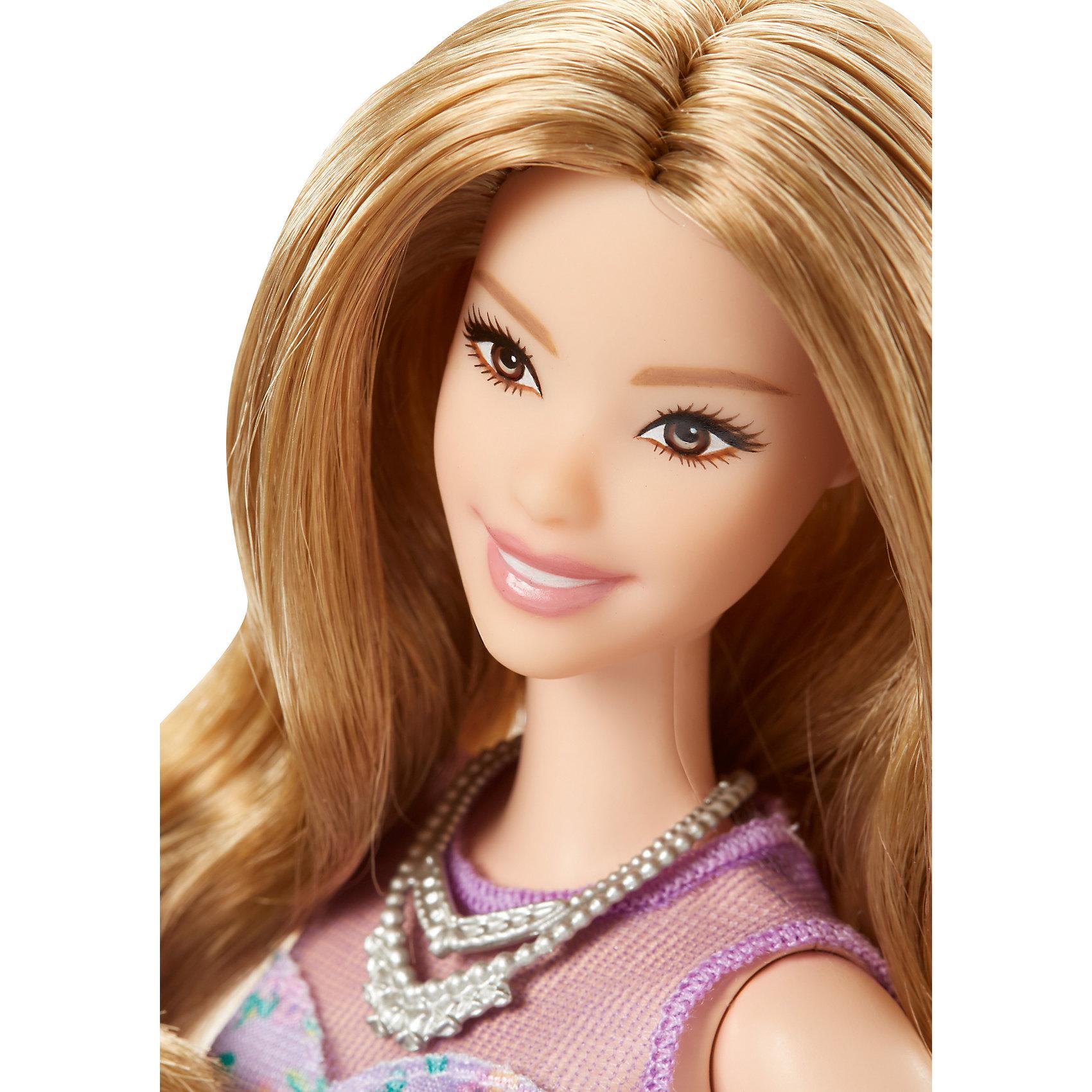 """картинка Кукла из серии """"Игра с модой"""" Lovely in Lilac, Barbie от магазина Bebikam.ru"""