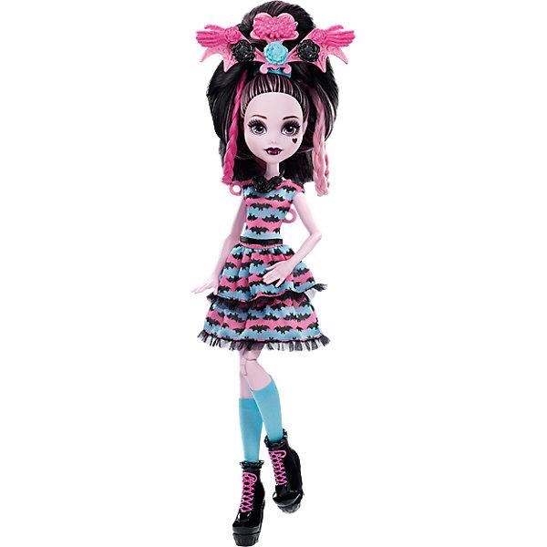 Mattel Стильные прически Дракулауры, Monster High