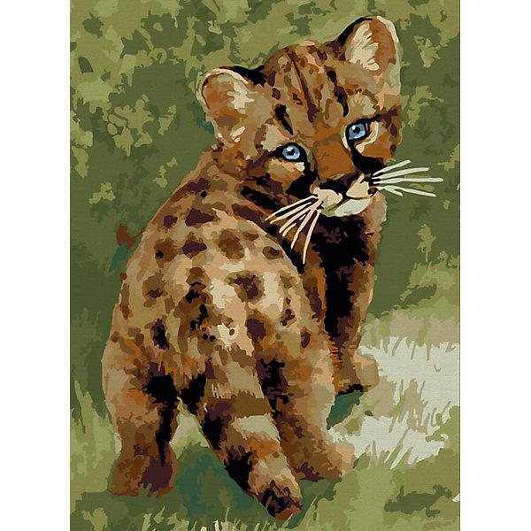 Белоснежка Живопись на холсте 30*40 см Детеныш леопарда белоснежка живопись на холсте 30 40 см детеныш леопарда