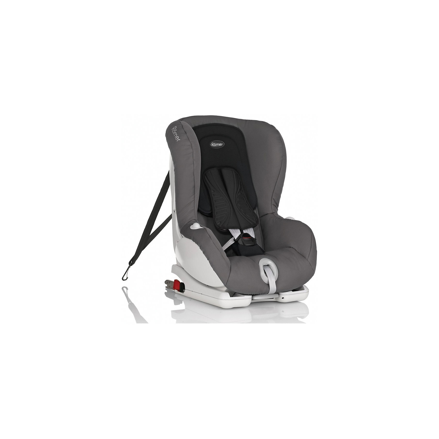 Автокресло VERSAFIX 9-18 кг., Britax Romer, Steel Grey