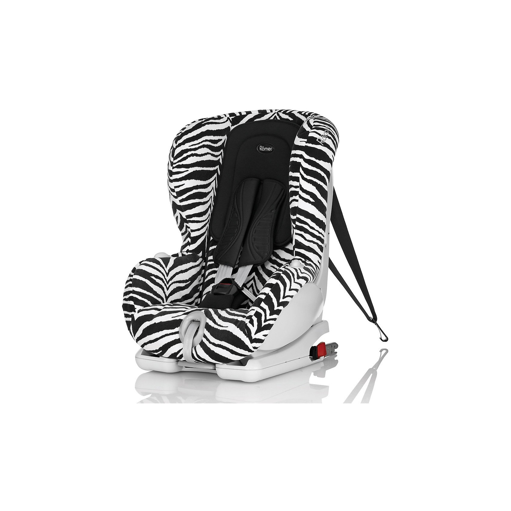Автокресло TRIFIX 9-18 кг., Britax Romer, Smart Zebra