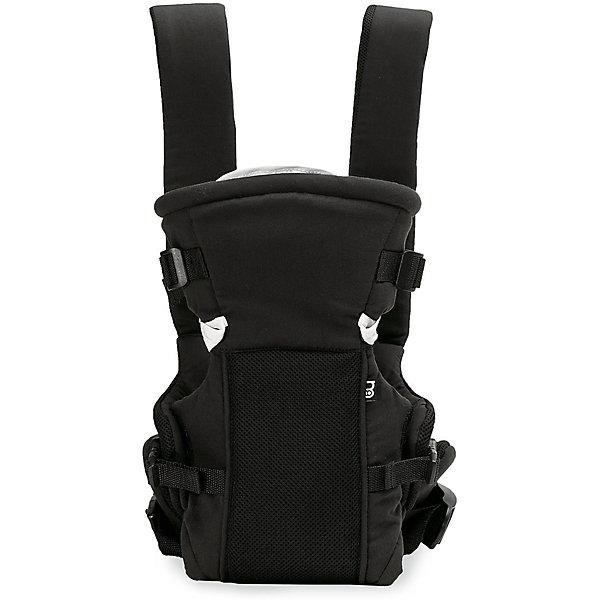 Рюкзак переноска для детей Carramio, черный