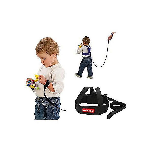 Поводок для детей Sure Steps, DionoЗащита малыша<br>Поводок для детей Sure Steps, Diono позволит контролировать движение малыша во время прогулки. Его можно регулировать по размеру. Он не будет мешать или натирать кожу на месте крепления. Также поводок можно стирать.<br><br>Дополнительная информация:<br>-Марка: Diono<br><br>Поводок для детей Sure Steps, Diono можно приобрести в нашем интернет-магазине.<br>Ширина мм: 190; Глубина мм: 105; Высота мм: 50; Вес г: 230; Возраст от месяцев: 24; Возраст до месяцев: 48; Пол: Унисекс; Возраст: Детский; SKU: 5089861;