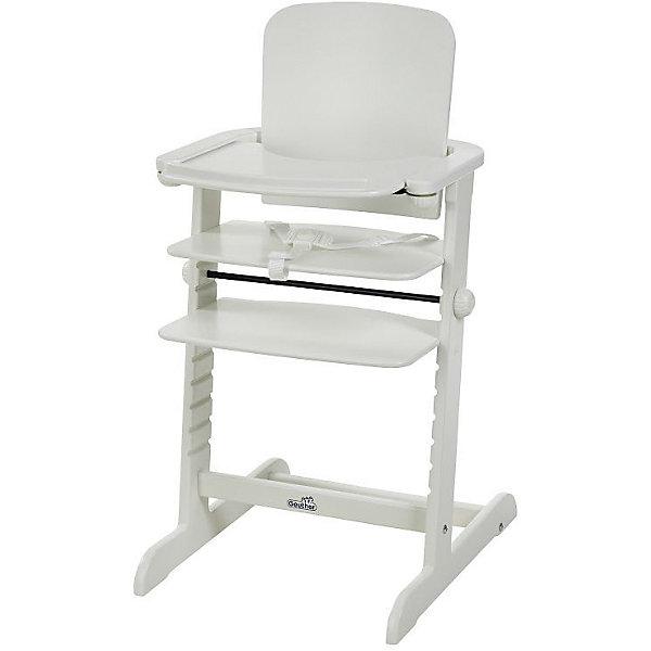 Geuther Стульчик для кормления FAMILY, Geuther, белый стул для кормления bebe confort kaleo шоколад 27518190