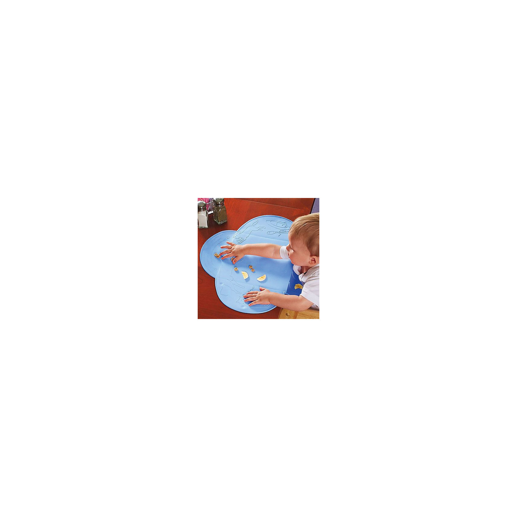 Защитная салфетка-накладка на стол Tiny Diner, Summer Infant, голубой