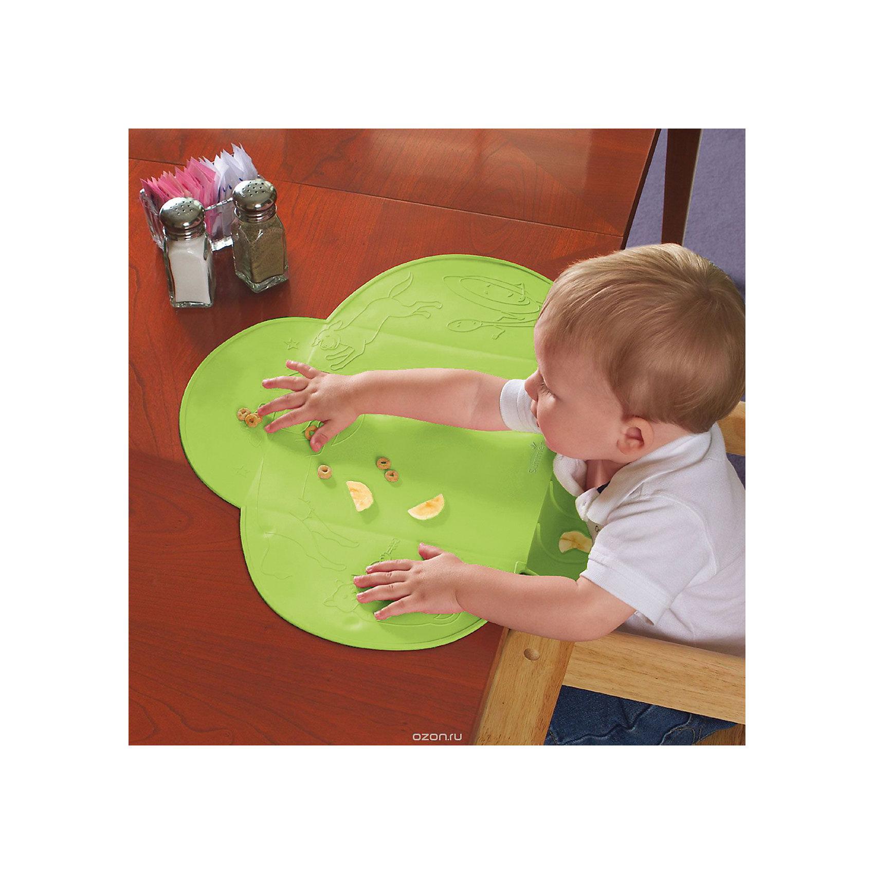Защитная салфетка-накладка на стол Tiny Diner, , Summer Infant зеленый