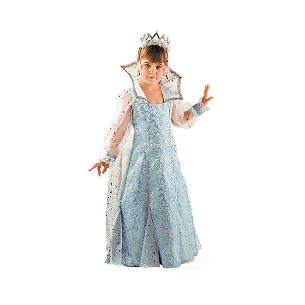Батик Карнавальный костюм Снежная Королева Карнавал-премьер,