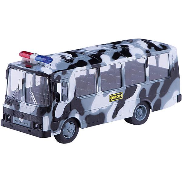 Автобус пластиковый ПАЗ Омон