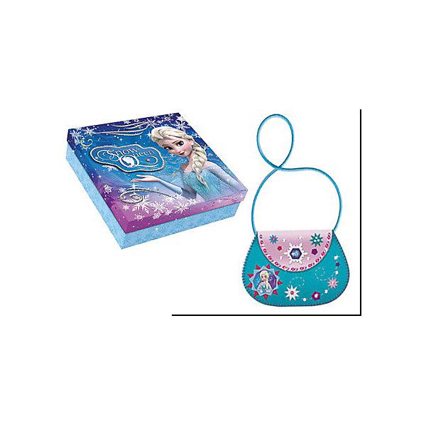 Купить Подарочный набор Шьем сумку из EVA Эльза , Холодное сердце, Делай с Мамой, Китай, Женский