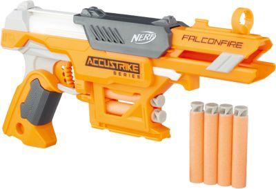 Бластер Nerf Hasbro Аккустрайк Фалконфайр, артикул:5104312 - Игрушечное оружие