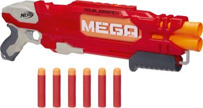 Бластер Hasbro Nerf Mega  Даблбрич , артикул:5104314 - Игрушечное оружие