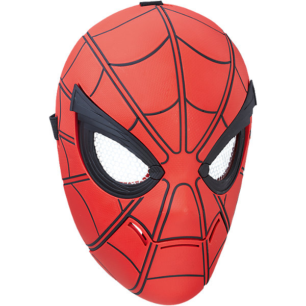 Hasbro Интерактивная маска Spider-Man Человек-паук hasbro фигурка с транспортным средством marvel spider man человек паук на мотоцикле