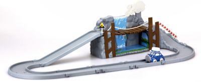 Набор  Обрушающийся мост с металлической машинкой , Робокар Поли, артикул:5106283 - Робокар Поли