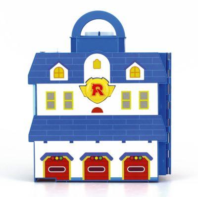 Кейс для хранения  Парковка с металлической машинкой , Робокар Поли, артикул:5106284 - Робокар Поли