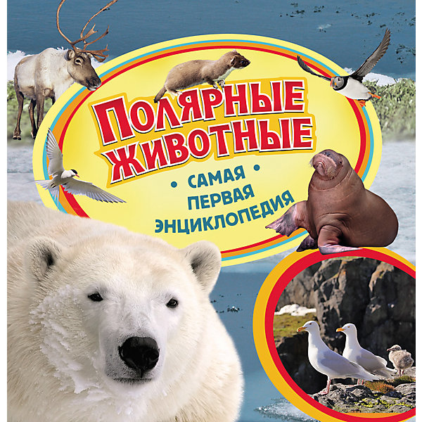 Полярные животные, Самая первая энциклопедия Росмэн, Российская Федерация