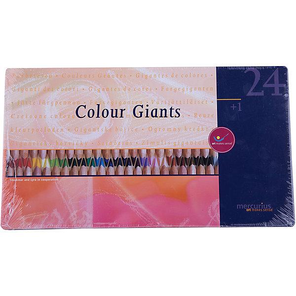 LYRA Карандаши, 24 цвета, AMS карандаши