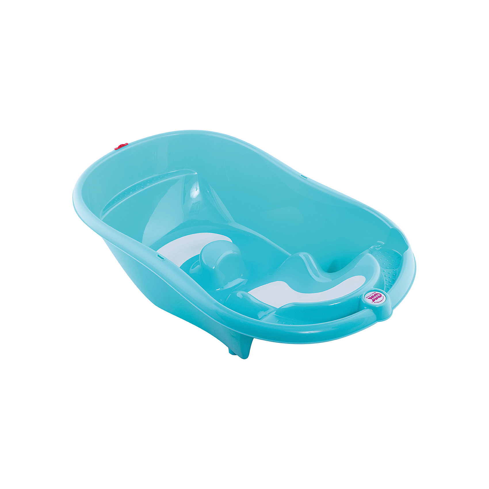 Ванна Onda Evolution, OK Baby, синий прозрачный