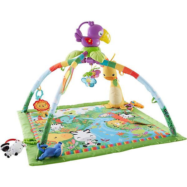 Mattel Музыкальный игровой коврик Fisher Price
