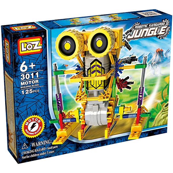 Loz Электромеханический конструктор Ползолобик, Loz loz mini minions building blocks diy bricks toy