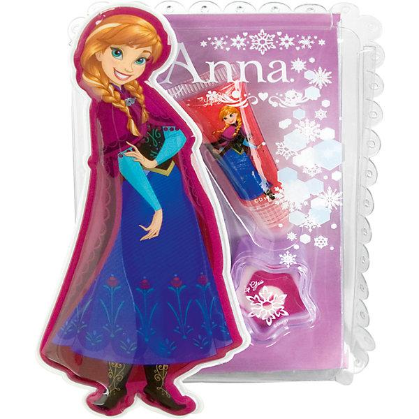 Markwins Набор детской декоративной косметики Холодное сердце - Анна
