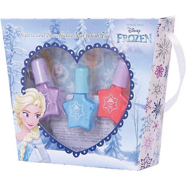 Markwins Игровой набор детской декоративной косметики Эльза, Холодное сердце