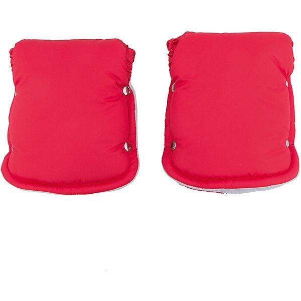 Муфта для рук (рукавички) Рубин, byTwinzАксессуары для колясок<br>Муфта для рук (рукавички) Рубин, byTwinz<br><br> Характеристики:<br><br>-Размер: универсальный<br>-Цвет:красный<br>-2 отдельные рукавички<br>-Крепится кнопками на ручку коляски<br><br>Муфта для рук (рукавички) Рубин, byTwinz предназначена для холодных зимних прогулок. Рукавички крепятся на ручку коляски, чтобы во время прогулки руки не мерзли. Так же рукавички, благодаря креплению к ручке, не будут слетать или падать. Вы легко сможете вытащить руки при надобности. <br>Они сделаны из качественного материала и не вызовут аллергическую реакцию.<br><br>Муфта для рук (рукавички) Рубин, byTwinz можно приобрести в нашем интернет-магазине.<br>Ширина мм: 250; Глубина мм: 230; Высота мм: 130; Вес г: 180; Возраст от месяцев: 0; Возраст до месяцев: 36; Пол: Унисекс; Возраст: Детский; SKU: 5126787;