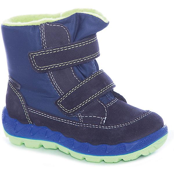 superfit Ботинки для мальчика Superfit сандалии superfit superfit su057agaouj8