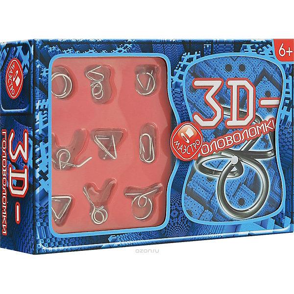 Фотография товара 3D головоломки (5142472)