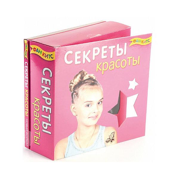 Секреты красотыНаборы детской косметики<br>Характеристики товара:<br><br>• материал упаковки: картон<br>• возраст: 3+<br>• комплектация: книга, лак для ногтей 6 шт, тату-фломастер, ленты, переводные тату 6 шт, стразы<br>• страна производства: Российская Федерация<br><br>Дни рождения и детские праздники не обходятся без подарков. Выбор презента для девочки – непростое занятие, но только не с новым набором красоты! Коробочка содержит в себе предметы, которые понравятся любой моднице. Она накрасит ногти, нарисует блестящую тату и заплетет интересную прическу. Книга откроет много секретов красоты. Материалы, использованные при изготовлении товара, сертифицированы и отвечают всем международным требованиям по качеству. <br><br>Набор «Секреты красоты» можно приобрести в нашем интернет-магазине.<br>Ширина мм: 170; Глубина мм: 170; Высота мм: 60; Вес г: 300; Возраст от месяцев: 36; Возраст до месяцев: 144; Пол: Женский; Возраст: Детский; SKU: 5142477;
