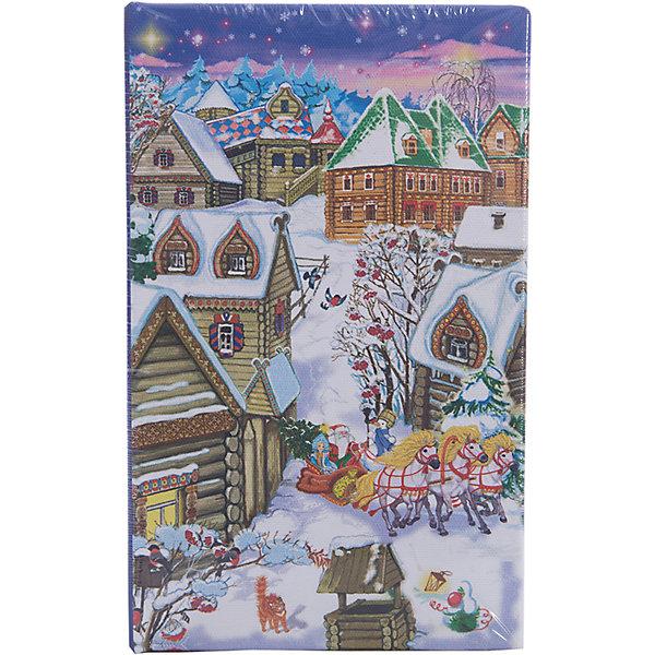 Феникс-Презент Декоративная шкатулка Снежный город(17*11*5см, из МДФ) ваза декоративная феникс презент высота 22 3 см