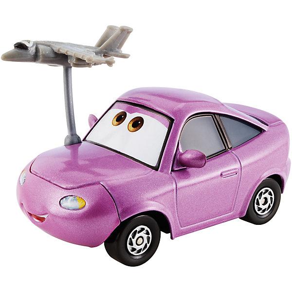 Mattel Литая машинка Cars 2, Кориандр Уайдтрек