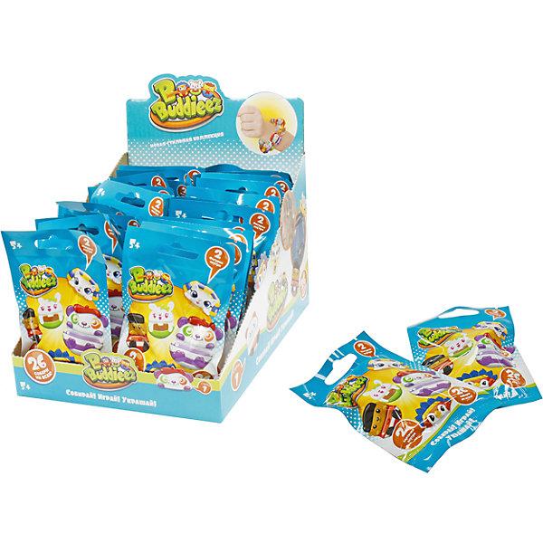 Закрытый пакетик с 2 персонажами-шармами  Bbuddieez, 2 карточкиBbuddieez<br>BBuddieez – коллекционные  монстрики-шармики для девочек и мальчиков 5-12 лет. Их можно прикреплять к браслетам, шнуркам, волосам, рюкзакам, на ручки и карандаши, на одежду. С монстриками можно придумать различные Закрытый пакетик с 2 персонажами-шармами  Bbuddieez, 2 карточки<br><br>Характеристики:<br><br>• Серия: Вокруг света;<br>• В наборе:<br>-монстрики-зверюшки - 2 шт.<br>-карточка персонажа - 2 шт.<br><br>BBuddieez – коллекционные  монстрики-шармики для девочек и мальчиков 5-12 лет. Их можно прикреплять к браслетам, шнуркам, волосам, рюкзакам, на ручки и карандаши, на одежду. С монстриками можно придумать различные увлекательные игры, собирать и обмениваться с друзьями.  Набор из 2-х монстриков и 2-х карточек с именем фигурки и кратким описанием, в закрытом фольгированном пакете. Вся коллекция указана на обратной стороне. Собери всю коллекцию!<br><br>Закрытый пакетик с 2 персонажами-шармами  Bbuddieez, 2 карточки, можно купить в нашем интернет- магазине.<br>Ширина мм: 70; Глубина мм: 120; Высота мм: 20; Вес г: 16; Возраст от месяцев: 60; Возраст до месяцев: 192; Пол: Унисекс; Возраст: Детский; SKU: 5154265;