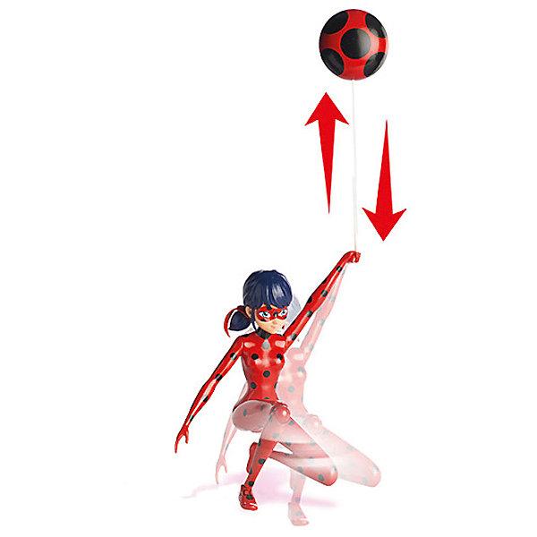 BANDAI Фигурка Леди Баг в красном, 19 см,    Супер-Кот