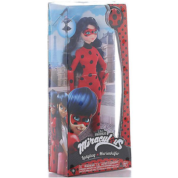 BANDAI Кукла Леди Баг и Супер-Кот, 26 см