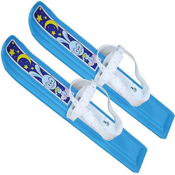 ледовые коньки и лыжи Цикл Мини-лыжи «Юниор», Цикл, голубые
