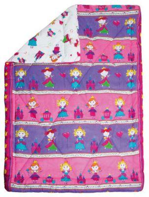 Одеяло 140*205  Принцессы , 200 гр. зима, Mona Liza Kids, артикул:5165644 - Детский текстиль