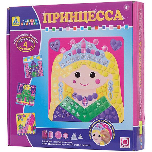 Купить Мозаика-набор для малышей Принцесса , Orb Factory, Китай, Унисекс