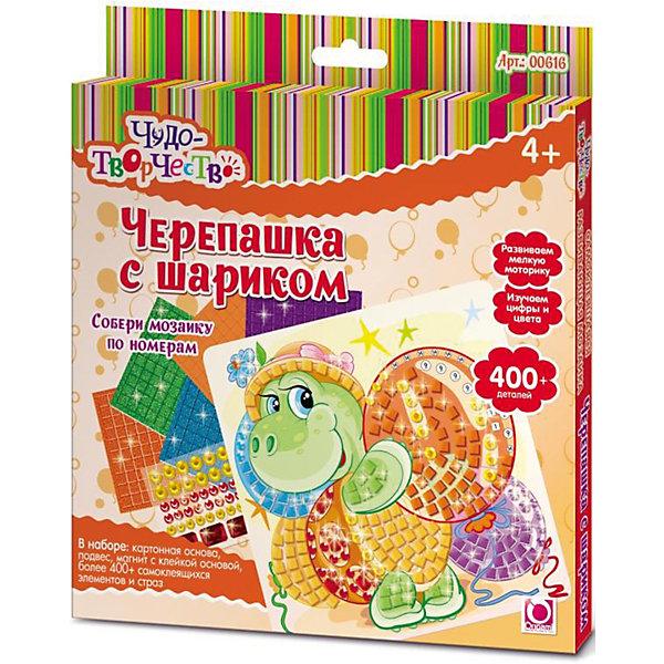 Чудо-Творчество Мозаика Черепашка с шариком цена