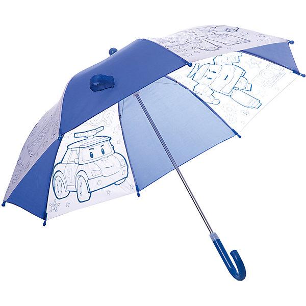 Чудо-Творчество Зонтик для раскрашивания Поли и Рой