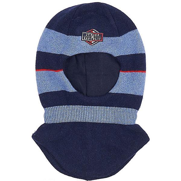 Junior Republic Шапка для мальчика Junior Republic junior republic junior republic шапка зимняя серая