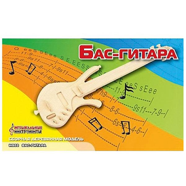 Купить Бас-гитара, Мир деревянных игрушек, МДИ, Китай, Унисекс