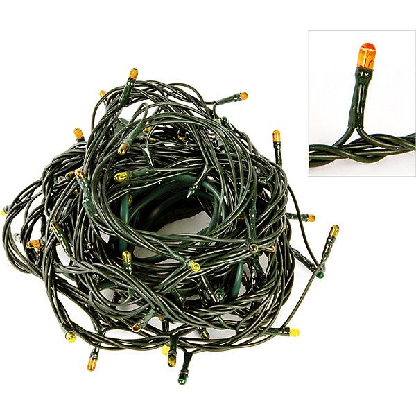 Новогодняя сказка Электрическая гирлянда Новогодняя сказка 180 миниламп, 7,5 метров