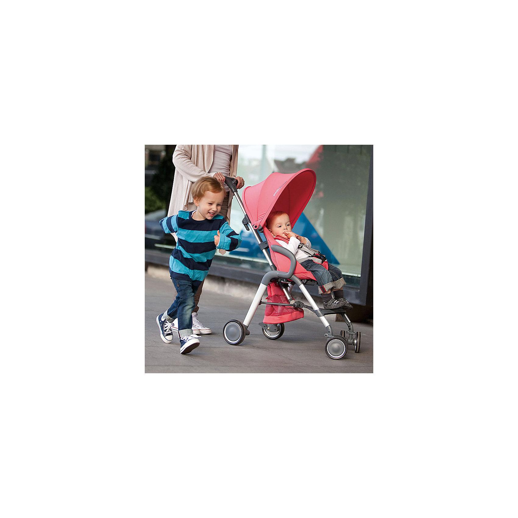 Прогулочная коляска GB T-BAR D330J, оранжевый