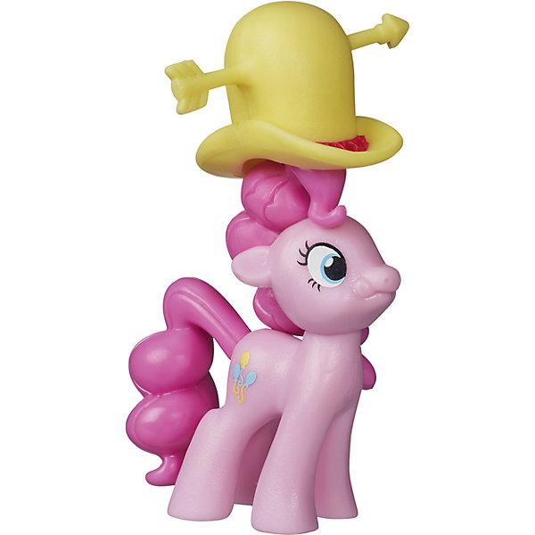 Hasbro Коллекционная пони Пинки Пай, My little Pony игра playskool my little pony пинки пай пони поппер с мячиками