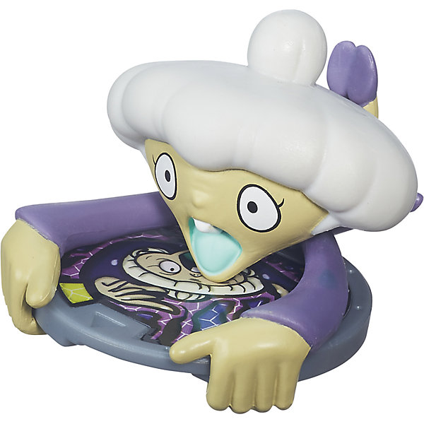 Hasbro Медаль с фигуркой Tattletel, Йокай вотч медаль сувенирная любимая жена в подарочной открытке диаметр 7 см 532746