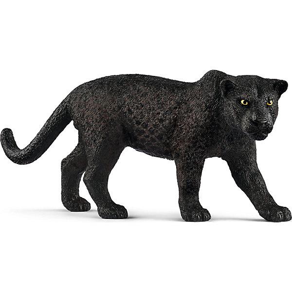 Schleich Коллекционная фигурка Schleich Дикие животные Чёрная пантера далматин самец schleich